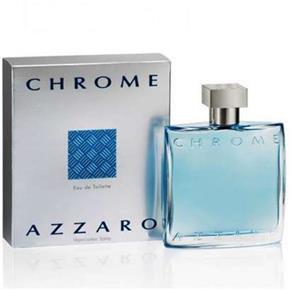 Perfume Azzaro Chrome Eua de Toilette Masculino - 100ml