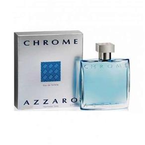 Perfume Azzaro Chrome Eua de Toilette Masculino - 50ml