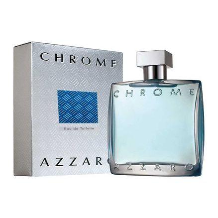 Perfume Azzaro Chrome Masculino Eau de Toilette 100ml