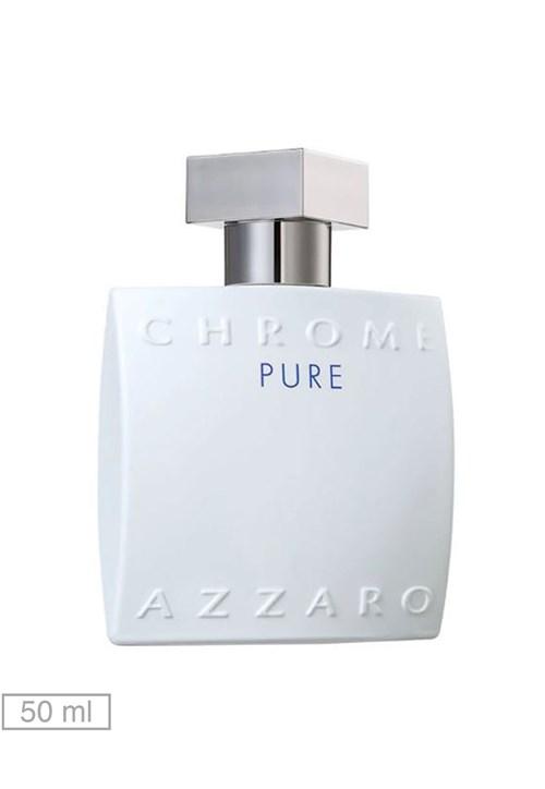 Perfume Azzaro Chrome Pure 50ml