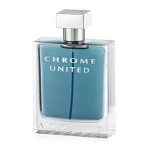 Perfume Azzaro Chrome United Eua de Toilette Masculino - 50ml