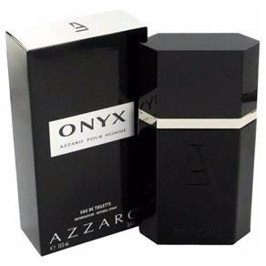 Perfume Azzaro Onyx Pour Homme Masculino Edt 100Ml