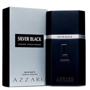 Perfume Azzaro Siver Black EDT Masculino - 100ml - 100ml