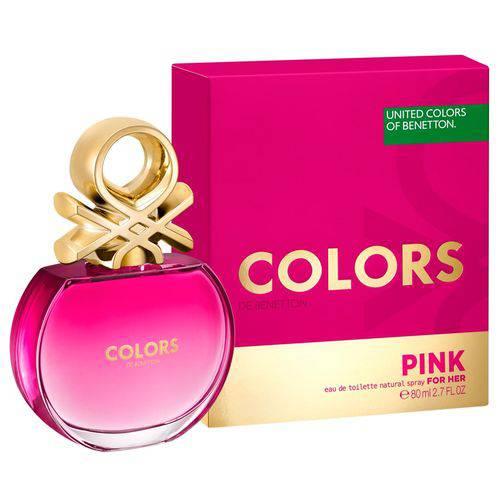 Perfume Benetton Dream Big Feminino Eau de Toilette 80ml