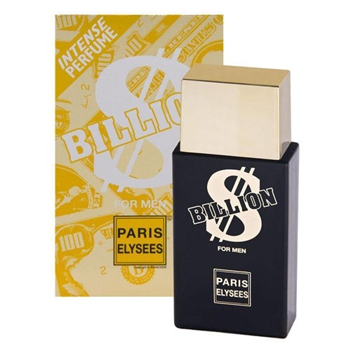Perfume Billion - Paris Elysees - Masculino - Eau de Toilette (100 ML)