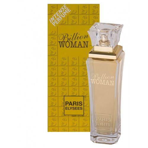 Perfume Billion Woman Paris Elysees 100ml