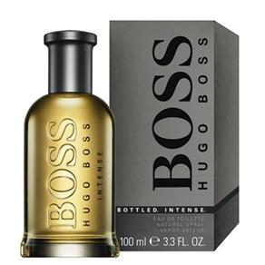 Perfume Boss Bottled Intense Eau de Toilette 100ml