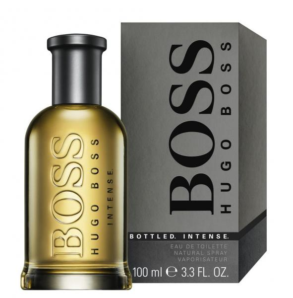 Perfume Boss Bottled Intense Masculino Eau de Toilette 100ml Hugo Boss