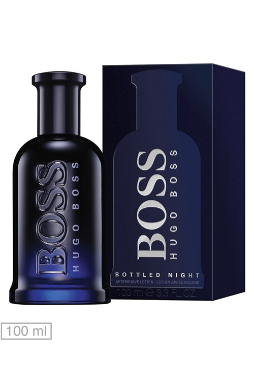 Perfume Boss Bottled Night Hugo Boss 100ml