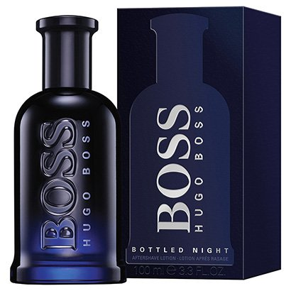 Perfume Boss Bottled Night Masculino Hugo Boss Eau de Toilette 100ml