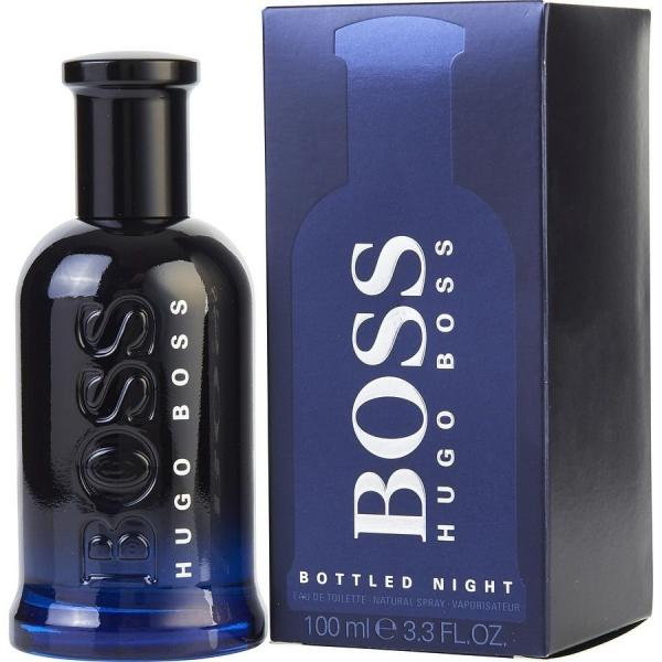 Perfume Boss Bottled Night Nº 6 Eau de Toilette Masculino 100ml - Hugo Boss