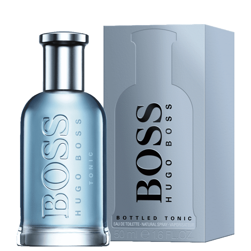 Perfume Boss Bottled Tonic - Hugo Boss - Masculino - Eau de Toilette (50 ML)