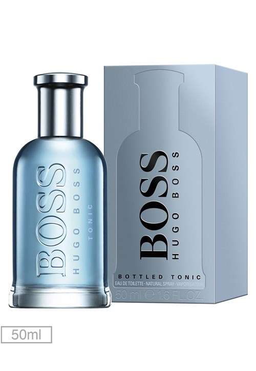 Perfume Bottled Tonic Hugo Boss 50ml