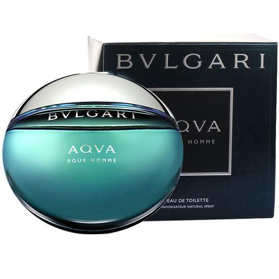 Perfume Bvlgari Aqva Eau de Toilette Masculino 100ML