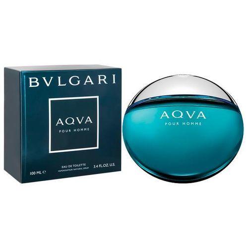 Perfume Bvlgari Aqva Pour Homme Eau de Toilette Masculino 100 Ml