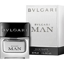 Perfume Bvlgari Man Masculino Eau de Toilette 30 Ml - Bvlgari