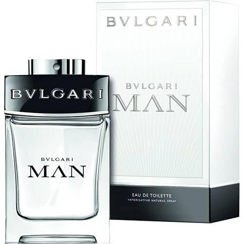 Perfume Bvlgari Man Masculino Eau de Toilette 100 Ml - Bvlgari