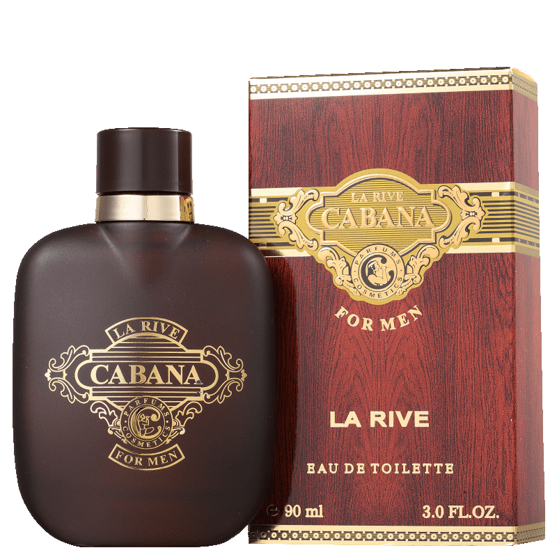 Perfume Cabana For Men - La Rive - Masculino - Eau de Toilette (90 ML)