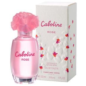 Perfume Cabotine Rose Feminino Eau de Toilette | Grés - 100 ML