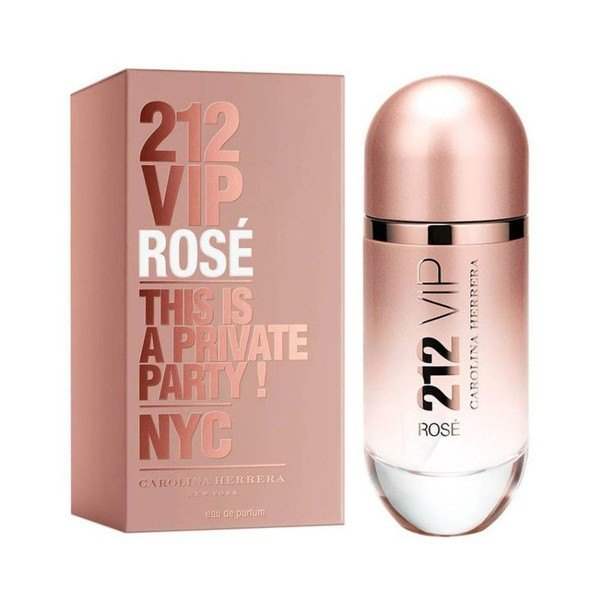 Perfume Carolina Herrera 212 Vip Rosé Eau de Parfum 80ml Feminino
