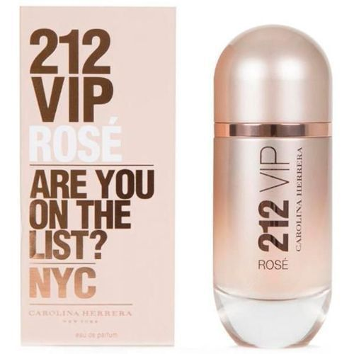 Perfume Carolina Herrera 212 Vip Rosé Eau de Parfum Feminino 50 Ml