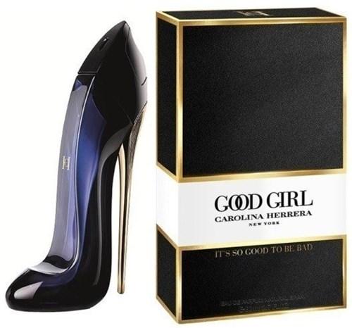 Perfume Carolina Herrera Good Girl Feminino Eau de Parfum 80 Ml