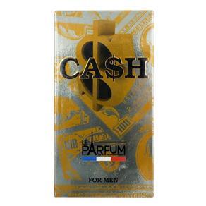 Perfume Cash Paris Elysees Masculino Eau de Toilette 100ml