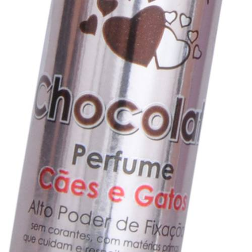 Tudo sobre 'Perfume Chocolate 120 Ml - Pet Life'