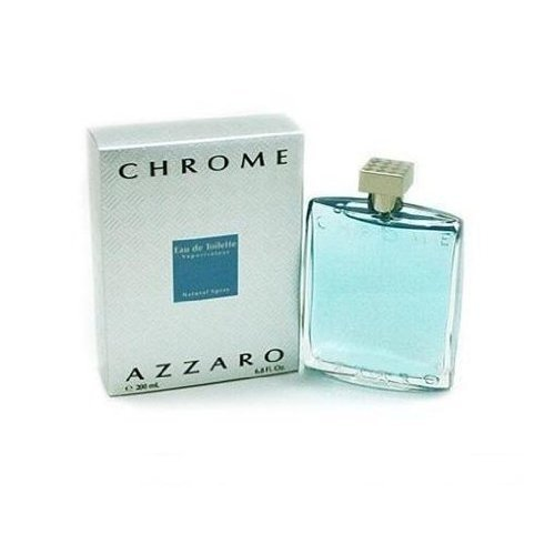 Perfume Chrome Masculino Eau de Toilette 200ml - Azzaro