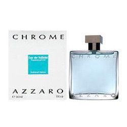 Perfume Chrome Masculino Eau de Toilette 30ml - Azzaro