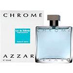 Perfume Chrome Masculino Eau de Toilette 50ml - Azzaro