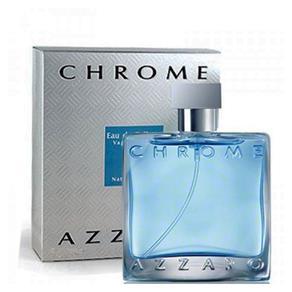 Perfume Chrome Masculino Eau de Toilette - Azzaro - 30 Ml
