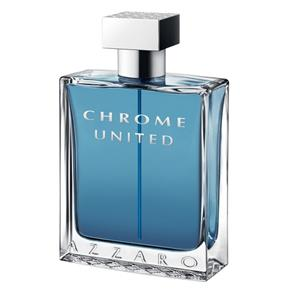 Perfume Chrome United EDT Masculino Azzaro - 30 Ml