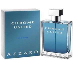 Perfume Chrome United Masculino Eau de Toilette | Azzaro - 100 ML