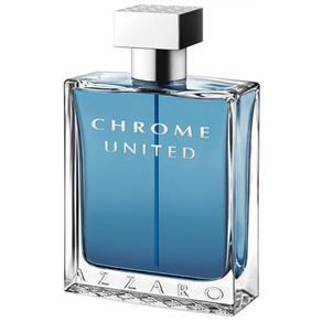 Perfume Chrome United Masculino Eau de Toilette | Azzaro