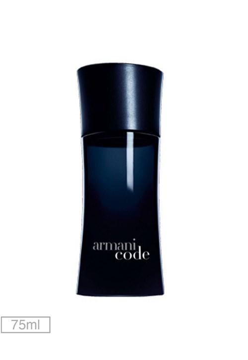 Perfume Code Giorgio Armani Fragrances 75ml