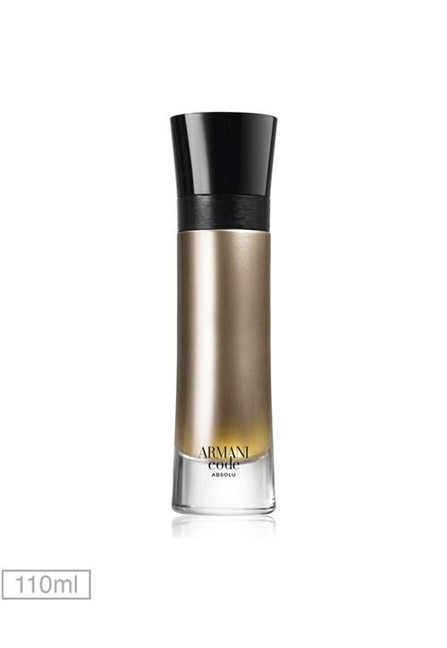 Perfume Code Homme Absolu Girgio Armani 110ml