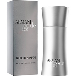 Perfume Code Ice Giorgio Armani Masculino Eau de Toilette 50ml