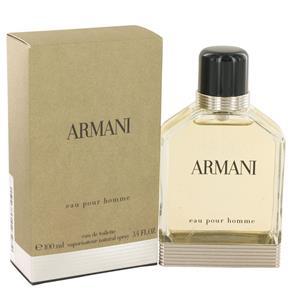 Perfume/Col. Masc. Giorgio Armani Eau de Toilette - 100 Ml