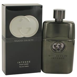Perfume Masculino Guilty Intense Gucci 90 Ml Eau de Toilette