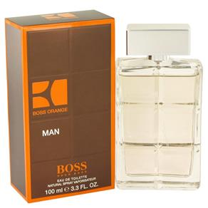 Perfume/Col. Masc. Orange Hugo Boss Eau de Toilette - 100 Ml