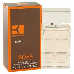 Perfume/Col. Masc. Orange Hugo Boss Eau de Toilette - 40 Ml