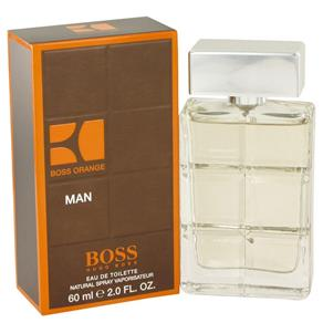 Perfume/Col. Masc. Orange Hugo Boss Eau de Toilette - 60 Ml