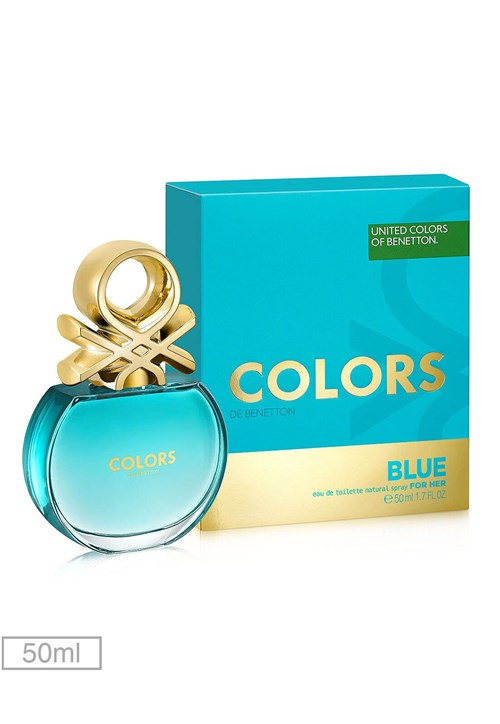 Perfume Colors Blue Her 50ml