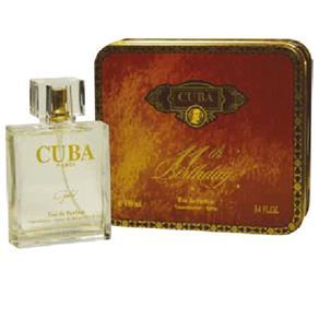 Perfume Cuba Gold Masculino Eau de Parfum | Cuba Paris - 100 ML