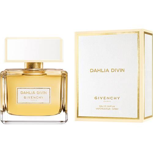 Tudo sobre 'Perfume Dahlia Divin Givenchy Feminino - 75ml'