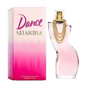 Perfume Dancing Feminino Eau de Toilette - Shakira - 80 Ml