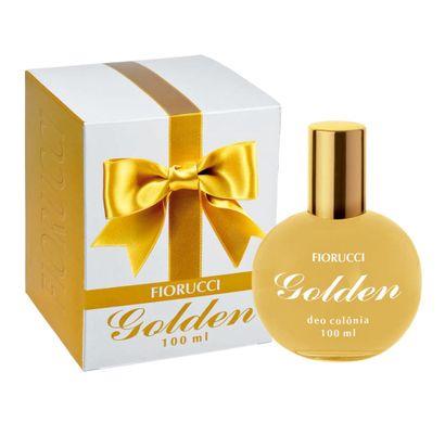 Perfume Deo Colônia Feminina Golden 100ml - Fiorucci