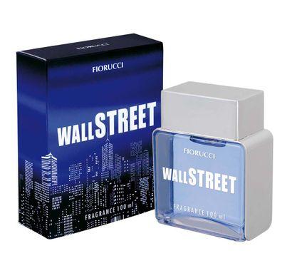 Perfume Deo Colônia Masculino Wall Street 100ml - Fiorucci