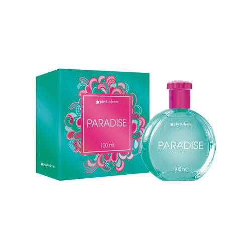 Perfume Deo Colônia Paradise 100ml – Phytoderm